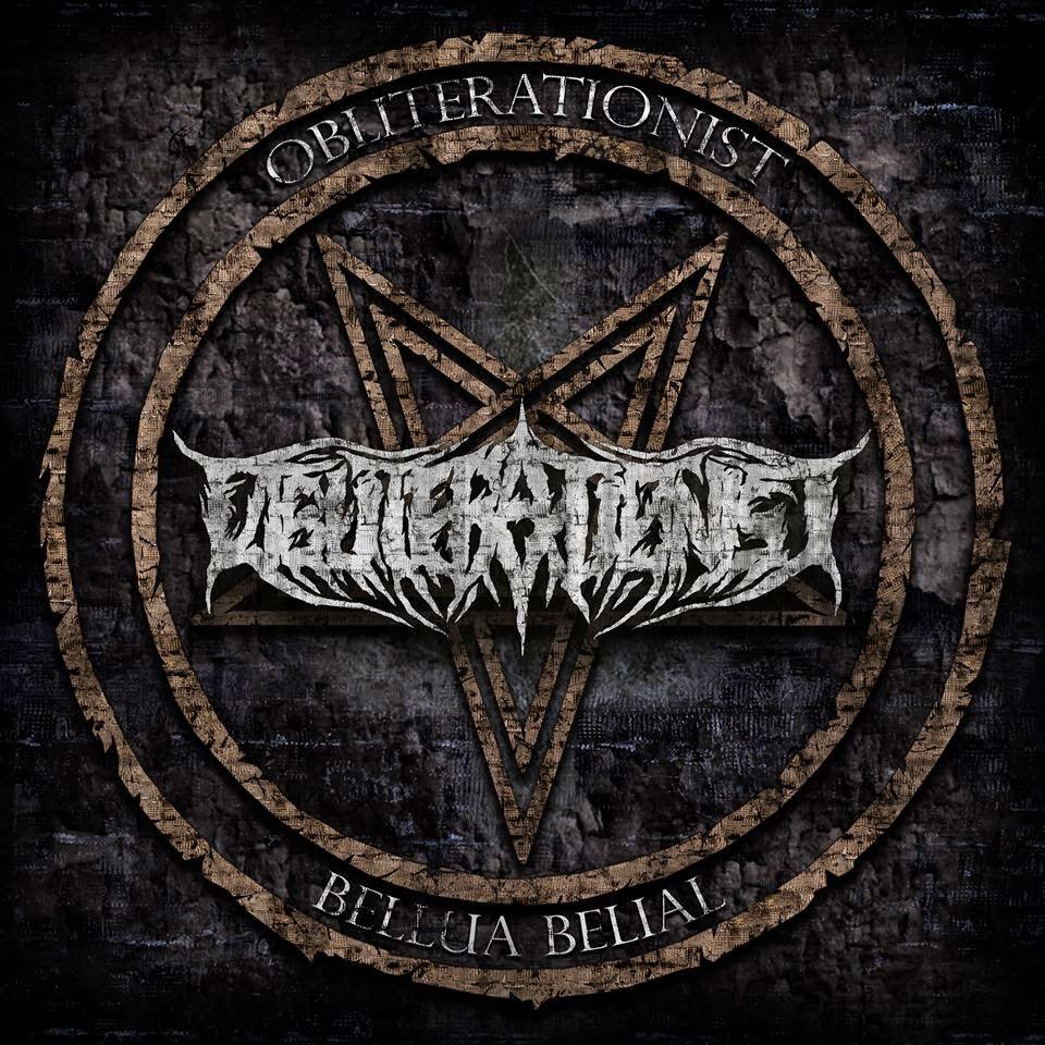 Obliterationist - Bellua Belial [EP] (2014)